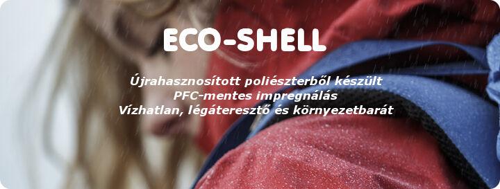 a40de32aaa Eco-Shell - Fjallraven túrabolt és webáruház